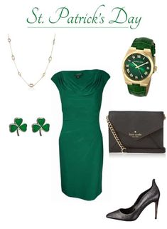 Classy green work outfit suitable for St Patrick's Day patricks day outfits women work St. Patrick's Day Outfit For Work Green Outfits For Women, Cute Teen Outfits, Dressy Outfits, Office Outfits, Outfits For Teens, Chic Outfits, St Patrick's Day Outfit, Outfit Of The Day, Outfit Work