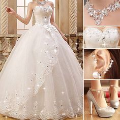 This is the most beautiful wedding dress I have ever seen