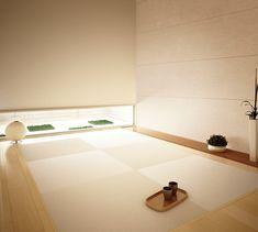 Japanese Modern House, Japanese Interior, Japanese Buildings, Japanese Architecture, Zen Interiors, Tatami Room, Meditation Rooms, Archi Design, Natural Interior