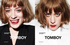 Tomboy S/S 2012 featuring Chloe Sevigny by Daniel Jackson.