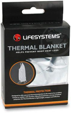 Lifesystems Mountain Thermal Blanket