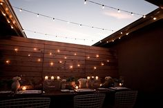 courtyard: outdoor dining and entertaining
