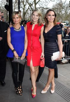 Charlotte Hawkins – TRIC awards 2014 at the Grosvenor House Hotel in London 11.03.14