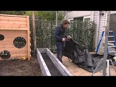 Eigen huis & tuin |Afl.36| Verhoogde borders - YouTube