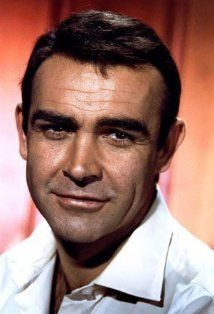Sean Connery...handsome then and handsome now......love when Goldie Hawn's character in First Wives Club says that he is 300 years old but still a stud!