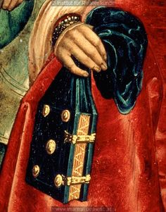 Detail from an altarpiece with St. Martin, St. Elizabeth of Thuringia, and St. Katherine from St. Florian, c. 1510-1520