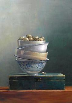 by Marian van der Sanden (artist) Food Illustrations, Illustration Art, Still Life Artists, Still Life Flowers, Still Life Photos, Painting Still Life, Dutch Artists, Photorealism, Beautiful Textures