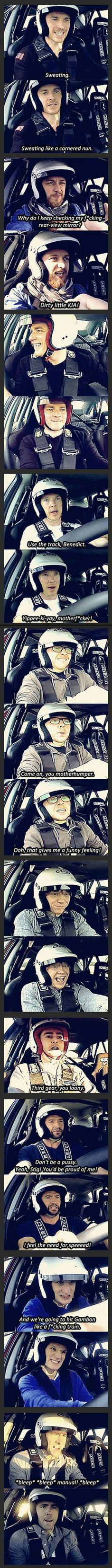 Can Top Gear Tuesday be a thing?