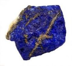 Raw Lapis Lazuli specimen