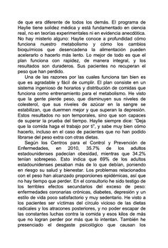 La dieta del metabolismo acelerado.pdf Social, Grande, Words, The World, Metabolic Diet, Diets, Reading, Home, Horse