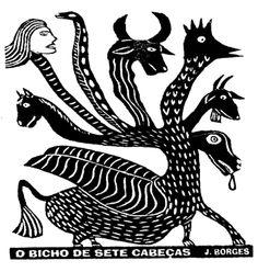 Xilogravuras de Bezerros - Pernambuco