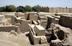 Restos de Babilonia