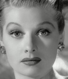 Beautiful Lucille Ball