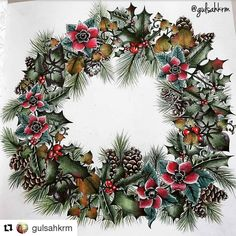 "159 Likes, 2 Comments - colormotherother (@bayan_boyan) on Instagram: ""#Repost @gulsahkrm with @repostapp ・・・ #glshscolors #johannaschristmas #johannabasford…"""