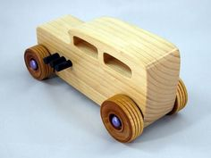 Handmade Wooden Toy Car Hot Rod 1932 Ford Sedan From the Hot 1932 Ford, Toys For Girls, Kids Toys, Horseshoe Game, Handmade Wooden Toys, Wooden Car, Top Toys, Wood Art, Wood Projects