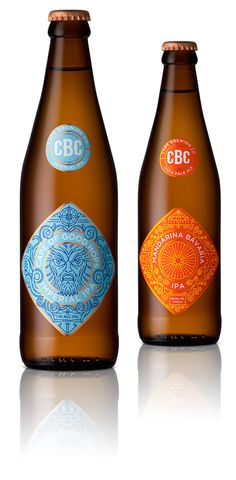 Cape Brewing Company on Packaging Design Served