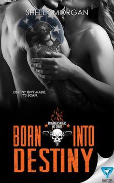 Jacklynn Love's Reading: Cover Reveal: Born Into Destiny by Shelly Morgan