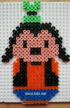 Goofy hama perler beads by DECO.KDO.NAT
