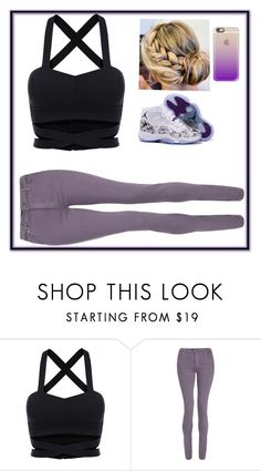 """""""#thisissoome #contest"""" by brooklynqueen04 ❤ liked on Polyvore featuring beauty, dVb Victoria Beckham and Casetify"""