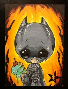 The Dark Knight Sugar Fueled