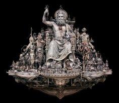 Kris Kuksi Sculpture 45