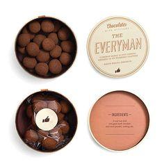 Chocolates With Attitude by Bessermachen DesignStudio