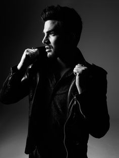 The Interview: Adam Lambert - Gallery 1 - Image 8