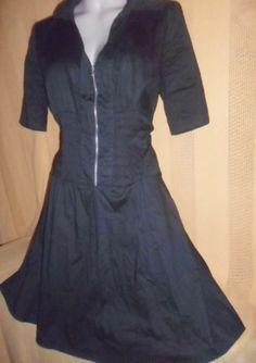 Brecho Online - Belas Roupas: Vestido Preto
