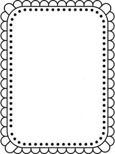 Borders For Notebooks