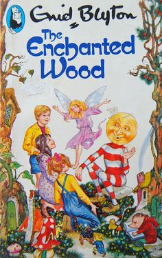 Thinking through the children's books I remember this was another favourite - apparently they've changed the children's names; crazy?!