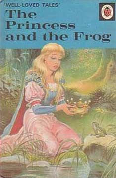 The Princess and the Frog ~ one of my absolute favourite books when i was little
