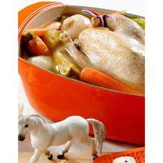 Poule au pot Bearnaise