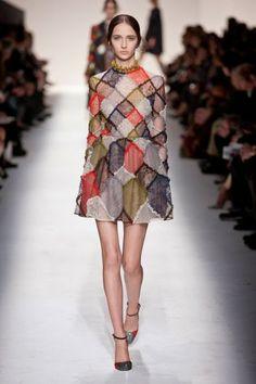 Valentino @ Paris Fashion Week winter 2104-15 - video
