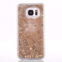 Half-wrapped Case Bling Glitter Heart Quicksand Water Soft Case Cover For Samsung Galaxy S8 Plus S8 S7 Edge S7 S6 Edge S6 Liquid Case Coque Fundas Top Watermelons