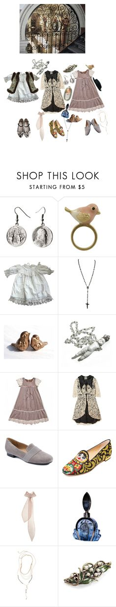 """Iron Gate"" by amanda-anda-panda ❤ liked on Polyvore featuring Guide London, Miso, ilovegorgeous, One Vintage, BareTraps, Charlotte Olympia, Emilia Wickstead, BP. and Sweet Romance"