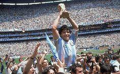 Diego Maradona, Argentina