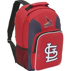 Concept One St Louis Cardinals Backpack - Red bb2a7fdefd105