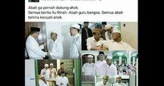 KLARIFIKASI Ponpes Asshiddiqiyah: KH Nur Muhammad Iskandar Tidak Pernah Dukung Ahok-Djarot