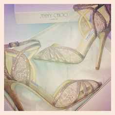 Ohhhh...does Jimmy Choo do teacher give a ways? #IdoinChoo Instagram by @phoebs_y