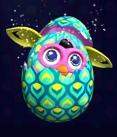 Furby boom! Furbling soooo cute<3