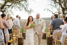 LOWCOUNTRY WEDDINGS South Carolina Lowcountry Wedding by Anne Rhett Photography, BHLDN, Tiger Lily Wedding, The Pampered Palate