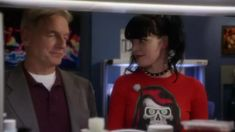 Pauley Perrette and NCIS's wardrobe honcho Rachel Good picked their favorite Abby looks. Ncis Abby, Abby Sciuto, Pauley Perrette, Mark Harmon, Black Heart, Girls Dream, Style Icons, Christmas Sweaters, Punk