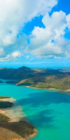 Airlie Beach, Australia | Located on Pioneer Bay in Queensland, Airlie Beach is an epicenter for exploring the archipelago of the Whitsunday Islands. Cruise with Royal Caribbean to Airlie Beach for a once-in-a-lifetime shot to explore the Great Barrier Reef.