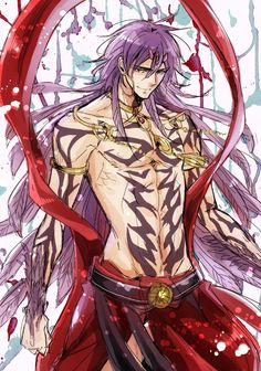 Sinbad ~Magi: The Labyrinth of Magic