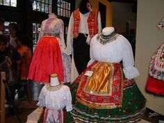 Hungarian Folk Costumes: Variations on Hungary& National Costume Frankenstein Costume, Young Frankenstein, Folk Costume, Costumes, Hungarian Women, Gypsy Women, Traditional Dresses, Traditional Styles, Hungarian Embroidery
