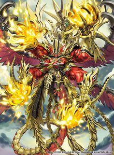 Giver of the flame Fantasy Dragon, Fantasy Armor, Dark Fantasy Art, Dragon Art, Fantasy Monster, Monster Art, Desenho Yu Gi Oh, Fantasy Character Design, Character Art