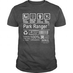 PARK RANGER - CERTIFIED JOB T-SHIRTS, HOODIES (22.99$ ==► Shopping Now) #park #ranger #- #certified #job #shirts #tshirt #hoodie #sweatshirt #giftidea