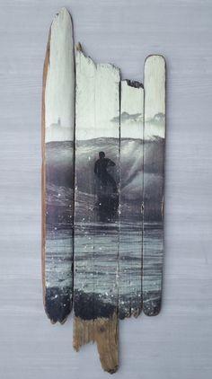 Phototransfer on Wood - Jared Leake