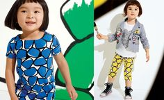 Diane Von Furstenberg brings fun and funky prints to a Gap near you!