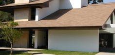 14 fachadas de casas com telhados diferentes e ousados